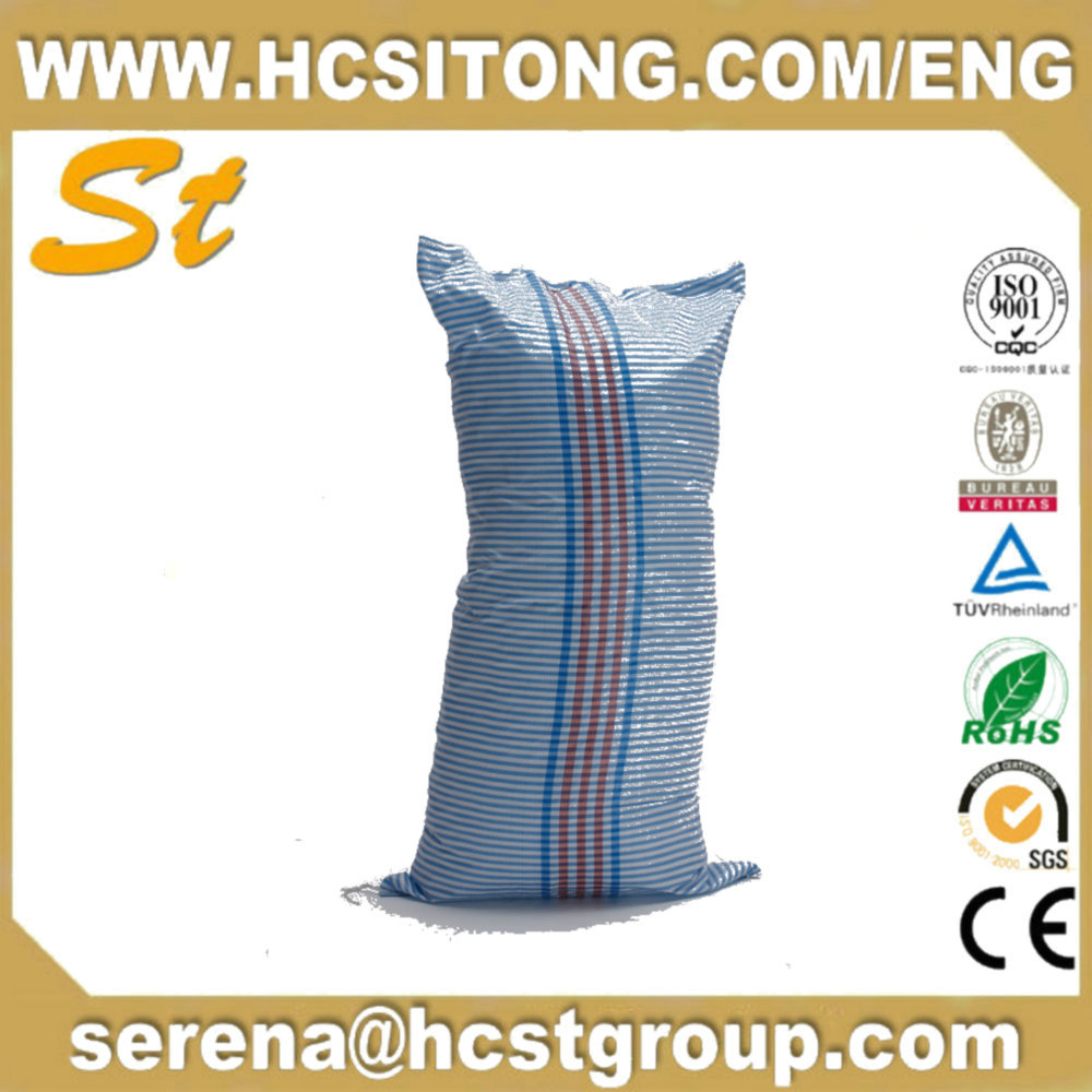 PP Woven Bag For Packing Rice Sugar and Food