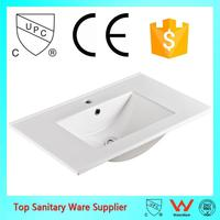 cheap bathroom bathroom vanity tops 46 , ceramic wash basin table sink