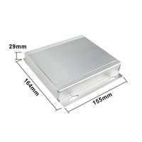 hot selling szomk wall mounting aluminum profile die cast junction box