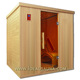 NEW trend lay down sauna with waterproof mp3 player for sauna room