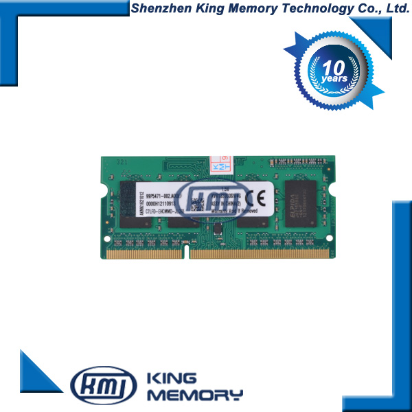Factory liquidation goods original chips ram ddr3 4gb 1333mhz pc 10600 for laptop