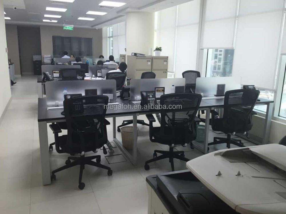 dubai office furniture open workstation office customized