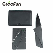 Portable Cheap Credit Card Folding Card Knife Wholesale The Pocket Knife Made in China