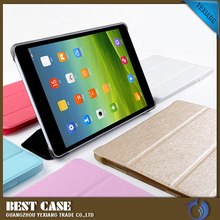 trade assurance classic design smart tablet case flip case cover for xiaomi mipad