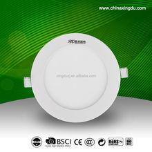 2016 Super slim China led panel light 6W 120*120