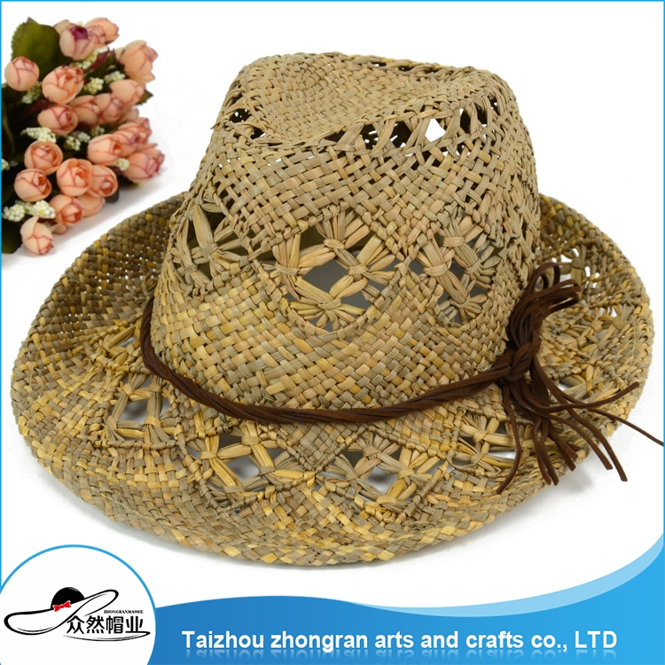 Super Quality Best-Selling Paper Mens Panama Hat Men Hiking Hat