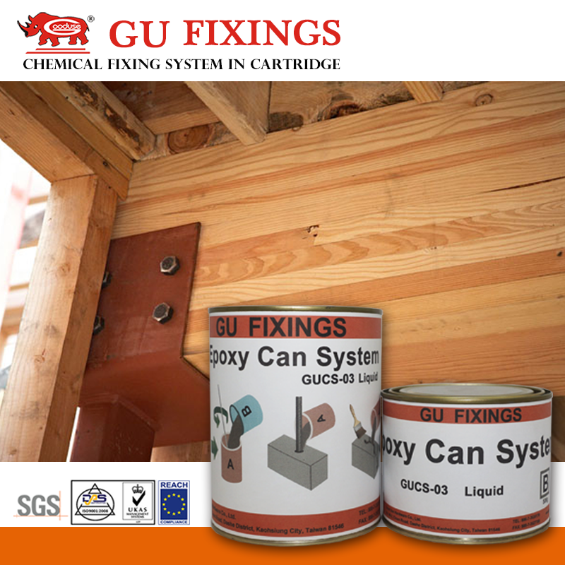 New innovation adhesive sealant for wood epoxy resin