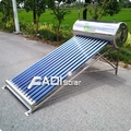 Stainless steel solar water heaters calentador de agua solar