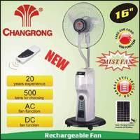 16'' wholesale new stand water mist fans price spray cooling cooler fan with remoter