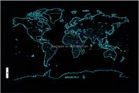 Glowing Factory Direct Sale Traval World Wap
