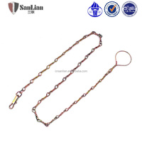 Cheap and high quality twist dog chain