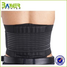 Velcro waist support belt for old people