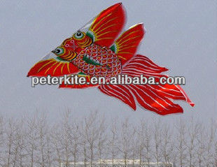 chinese fish kite