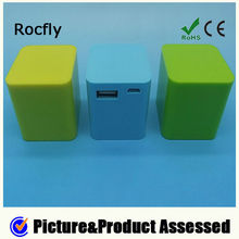2200mah Exteral Battery for mobile phone - candy cube
