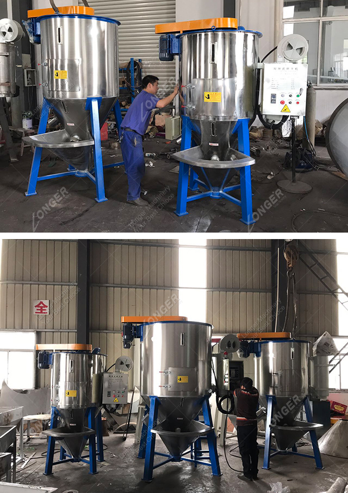 Automatic Popular High Quality Small Mobile Hopper Paddy Grain Corn Dryer Price Rice Drying Machine