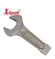 hot sale jumbo size hammer open end spanner wrench