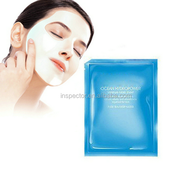 Online shop china silk facial mask buy direct from china factory