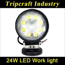 led working light for car/motorcycle, 24w 4 inch led tail light for truck 1260 lumens led tail light for truck