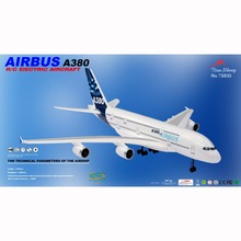 Hot new products for 2015 2.4G RC airplane airbus A380 brushless RTF a380 rc plane