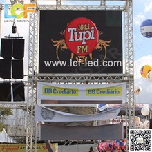 P4 HD Video LED full color outdoor rental LED Display price