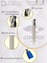 Professional quality aluminium cutting tools from factory supplying
