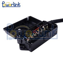 H70145 6 or 7 pole junction box
