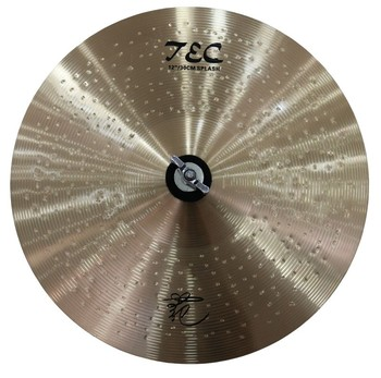 lathed surface cymbals Practice cymbals Tongxiang TEC cymbals
