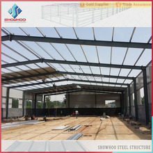 Q235 Q345B Grade and Structural Roofing Application steel structure warehouse workshop pre-engineered steel frame buildings