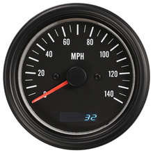 VDO Type 85mm Automobile Truck Meter Electrical Speedometer
