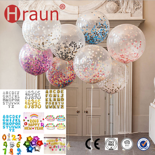 Premium 12 Inch Decorate Inflatable Balloon
