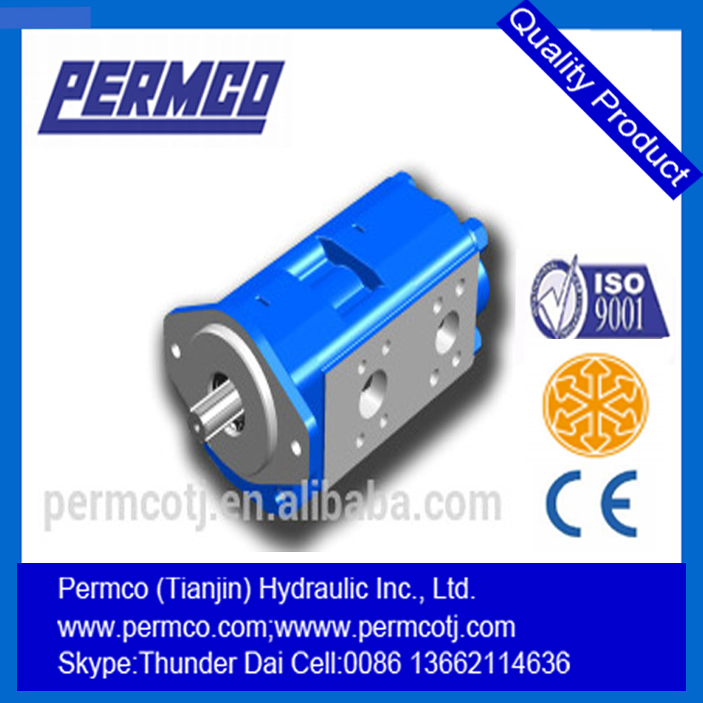 Hot sale Permco gear pump P257 series sumitomo gear pump and motor with cheap price