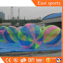 Sports play water game inflatable water polo ball with factory price