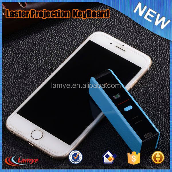 new gadgets china Smartphone laser projection rii mini wireless keyboard