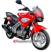 High Quality Chinese 250cc Motorcycle, China Made Gas Motor Scooter (YY250-5A)