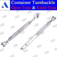 GL approved container turnbuckle / container lashing equipment