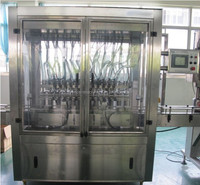 bottle filling machine oil