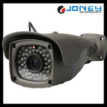 4x Zoom night vision ip camera for car license plate recognition