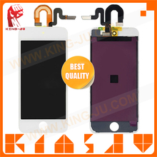 100% Test Pass Lcd With Digitizer Assembly For Ipod Touch 5,Mobile Phone Accessory For Ipod Touch 5