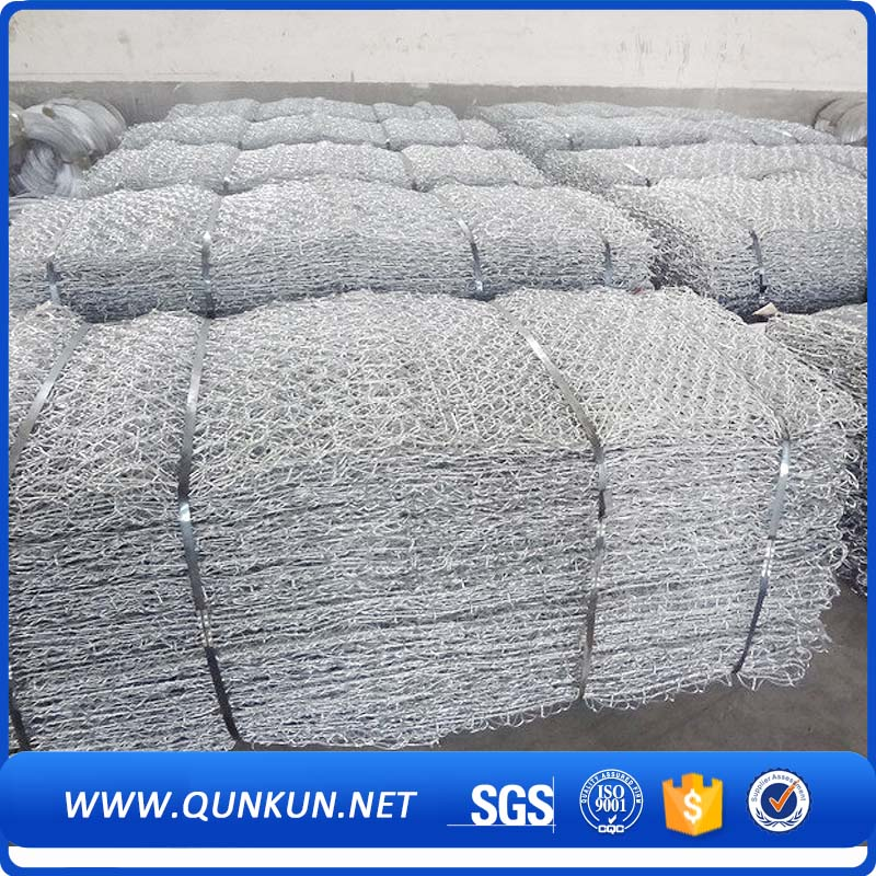 Sale Cheap Retaining Wall Metal Wire Mesh Gabion Box Stone Cage