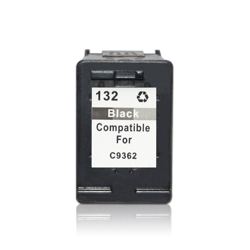 Do not miss printer ink cartridge for hp 132 rechargeable ink cartridge