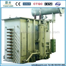 35KV 6300KVA High quality electric arc furnace transformer