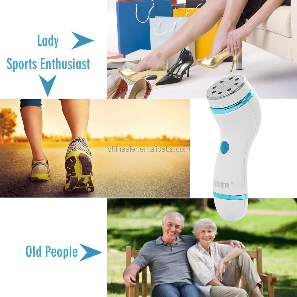 Electric Foot Massager Callus Remover