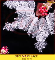 FASHIONAL LACE TRIM WITH CORD FOR DRESS