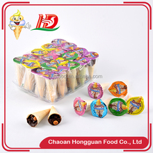 Umbrella design ice cream popular taste candy chocolate wholesale