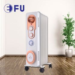 Oil heater bedroom oil filled radiators wall mounted