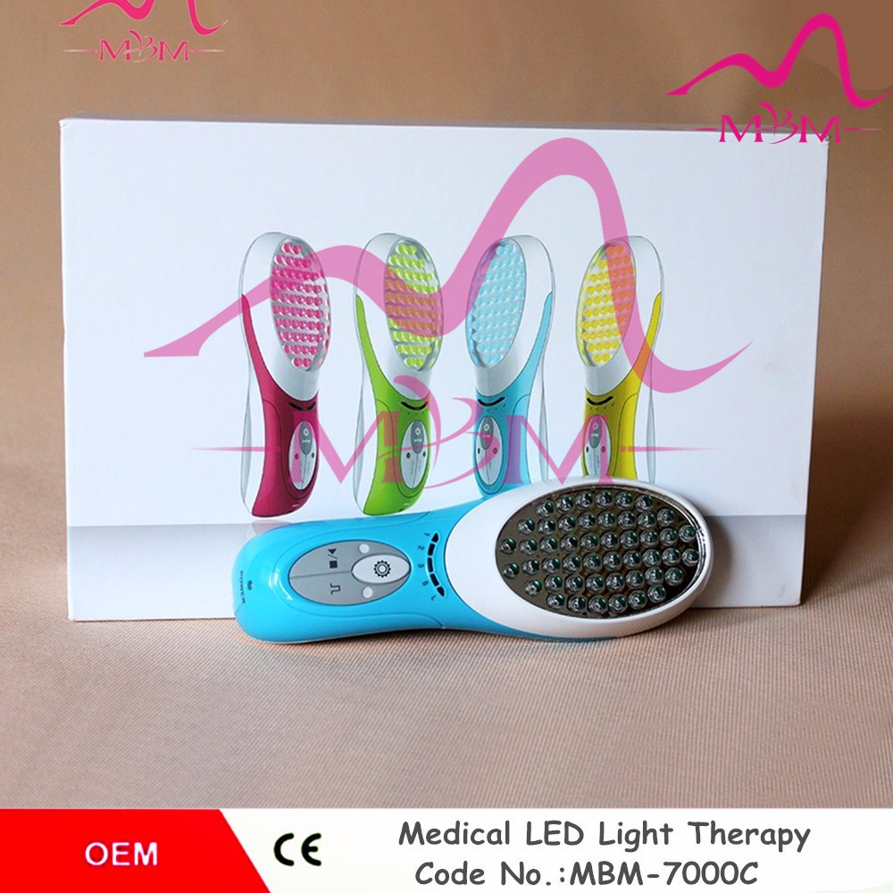 Trending Hot Beauty Products 2016 Skin Care LED Light Therapy Massager