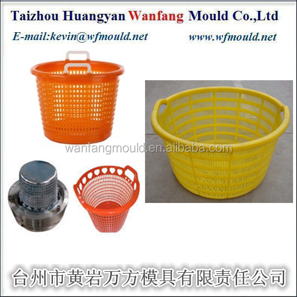 Basket Making Supplies Basket Molds : Supply high quality injection fish basket mould
