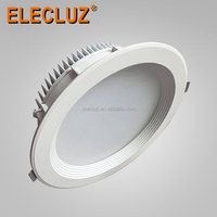 Cheap price white kitchen downlights 30W IP20 retrofit recessed lighting for agents