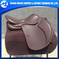 Factory direct wholesale price of horse racing horse saddle for sale