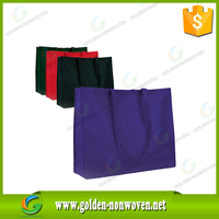 U Cut non woven carry Bag/Nonwoven Material and Food Industrial Use custom coffee bags